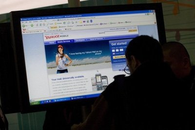 YAHOO BELI APLIKASI PERCAKAPAN ONLINE ON THE AIR